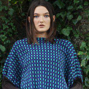 Box Tuck Jumper BOXJMP2-4 Linda Wilson Knitwear Irish Designer Limerick