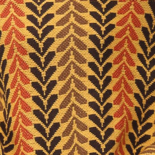 Linda Wilson Knitwear Irish Design Ireland Limerick Colour Example Sunflower Dark Brown Mouse Safflower