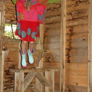 Flower Jumper JMP3-2 Linda Wilson Knitwear Irish Childrens Knitwear Designer Limerick