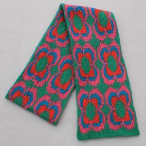 Daisy Scarf SCF12-2 Linda Wilson Childrens Knitwear Irish Designer Limerick