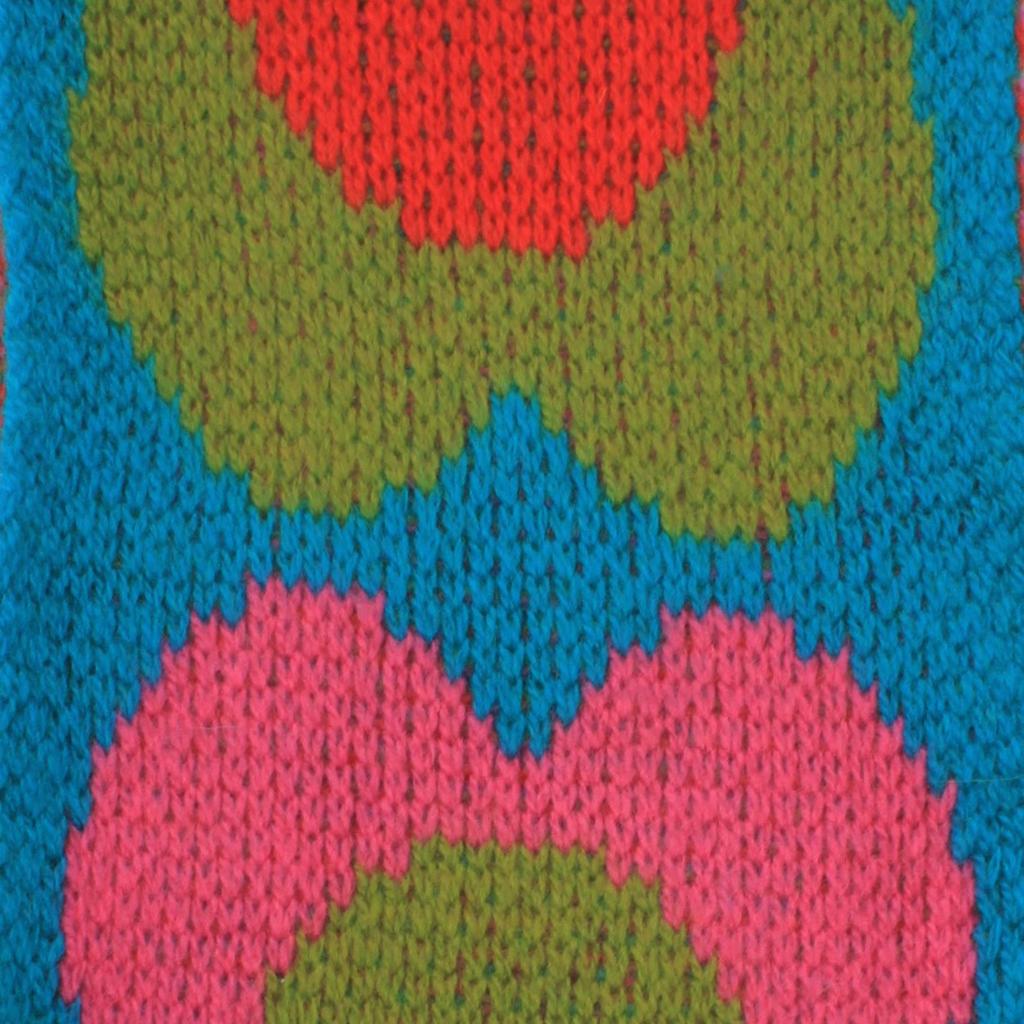 Children's knitwear colour choice options
